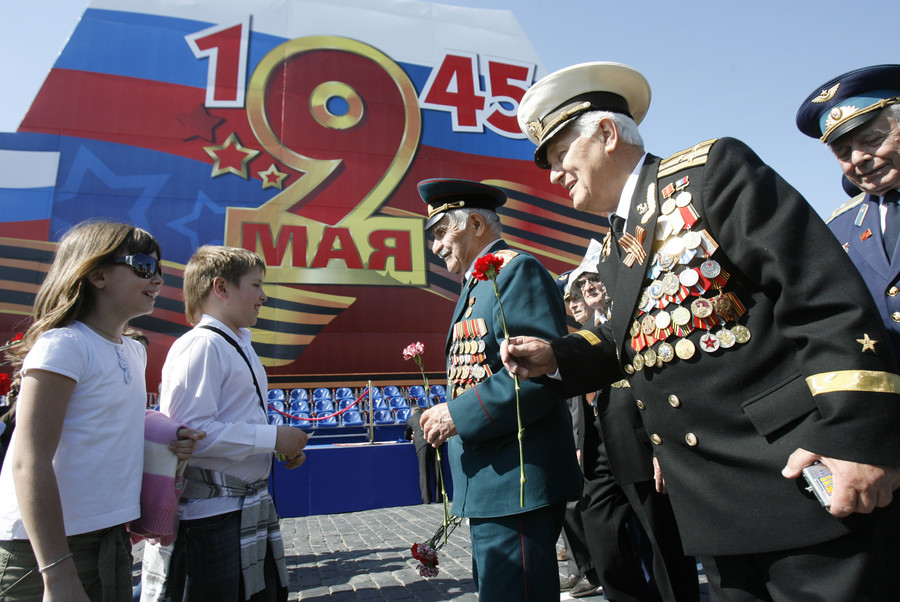 Victory Day news