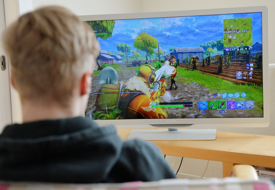 Fortnite could be putting children at risk, top UK charity warns