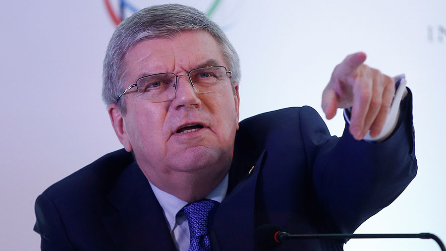 IOC to appeal CAS decision on cleared Russian athletes