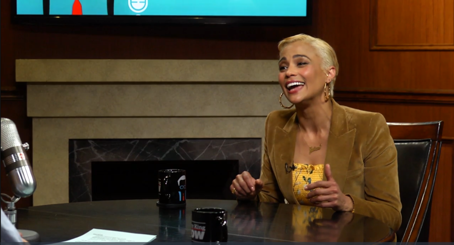 Paula Patton on her career, Robin Thicke, & Meghan Markle