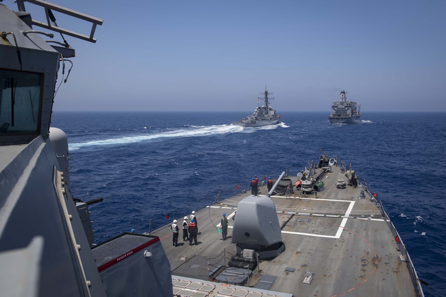 US reactivates 2nd fleet to rival Russia in North Atlantic 'great power competition'