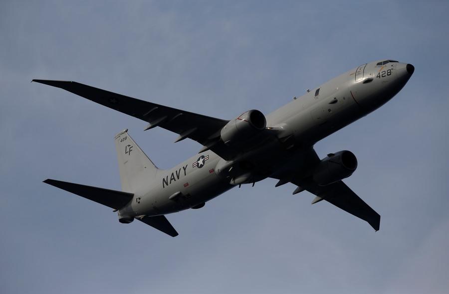 Routine spying? Two US surveillance planes peek over Russia's Kaliningrad borders