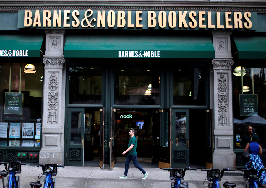 'Save Barnes & Noble': Twitter worried parts of US will be left without bookstores