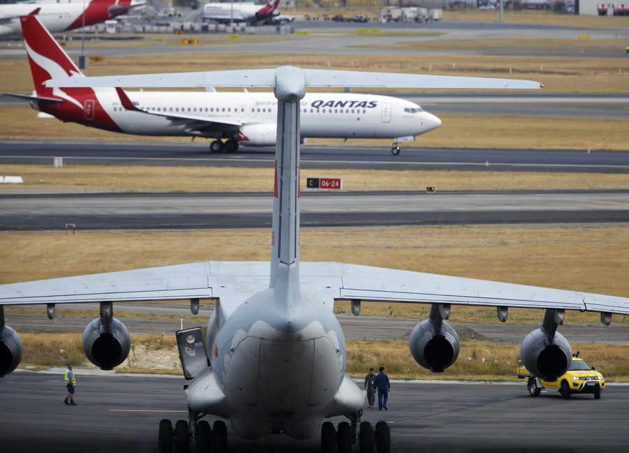 Australia's Perth Airport partially evacuated in brief emergency
