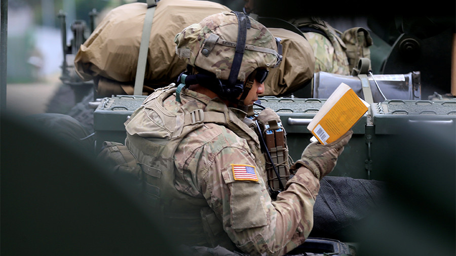 US Congress wants troops to learn Russian, mistakenly calls it 'East Asian language'