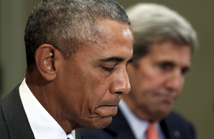 Walking away from Iran deal a 'serious mistake' - Obama