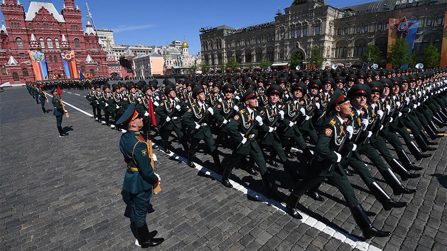 Nga diễu binh kỷ niệm 73 năm chiến thắng phát xít Đức