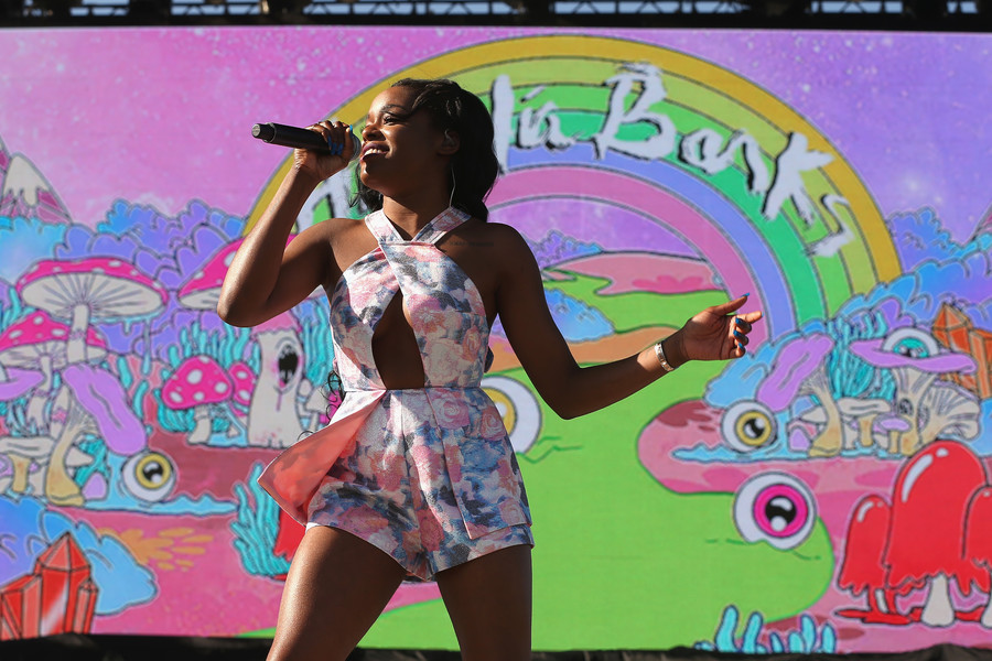 Azealia Banks vows 'never' to return to Israel after 'racist' treatment in Tel Aviv