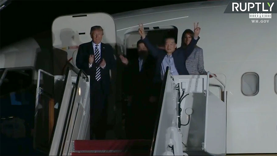 Singapore most likely spot of Trump-Kim summit – US officials