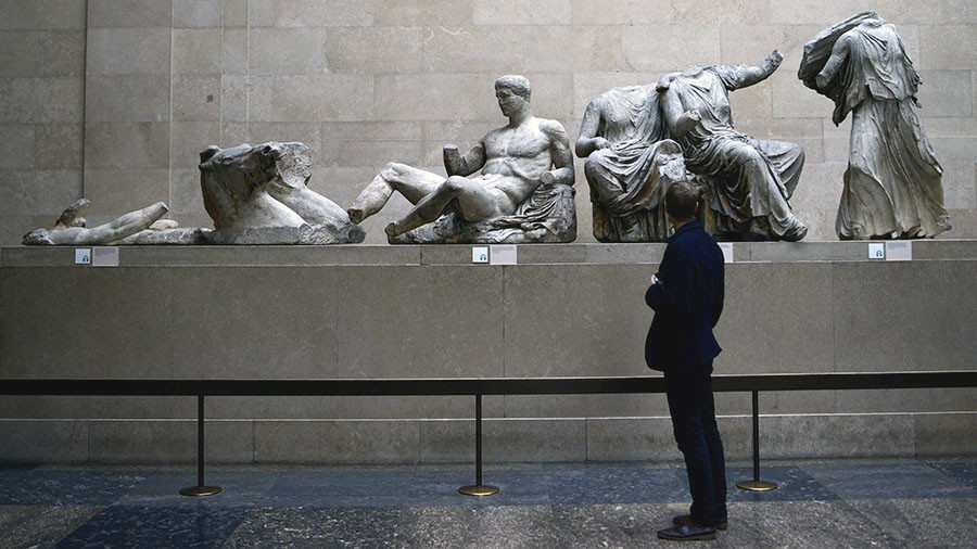 Amid Prince Charles' visit, Greece demands return of Elgin Marbles looted by Brits 200yrs ago