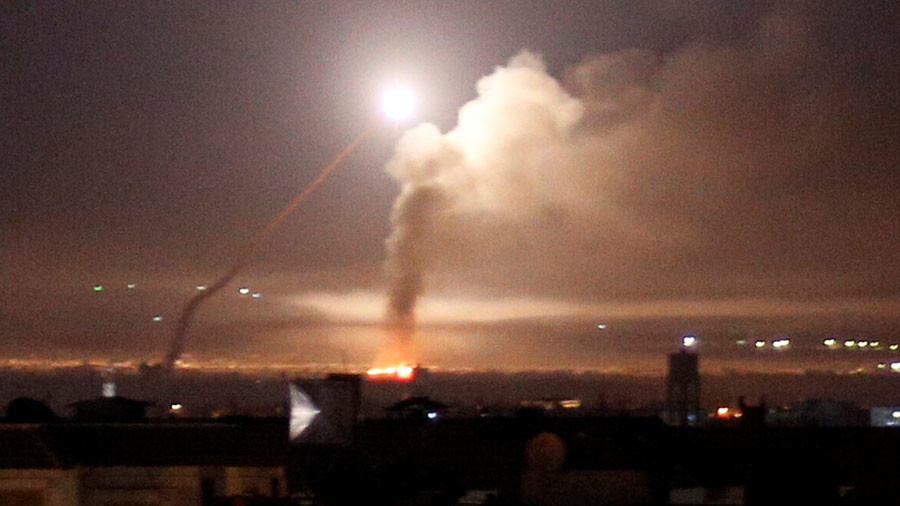 Israeli bombardment in Syria killed 3, injured 2 – state media