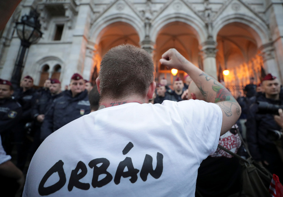 Orban declares end of 'liberal democracy' in Hungary, vows to fight for Christian values