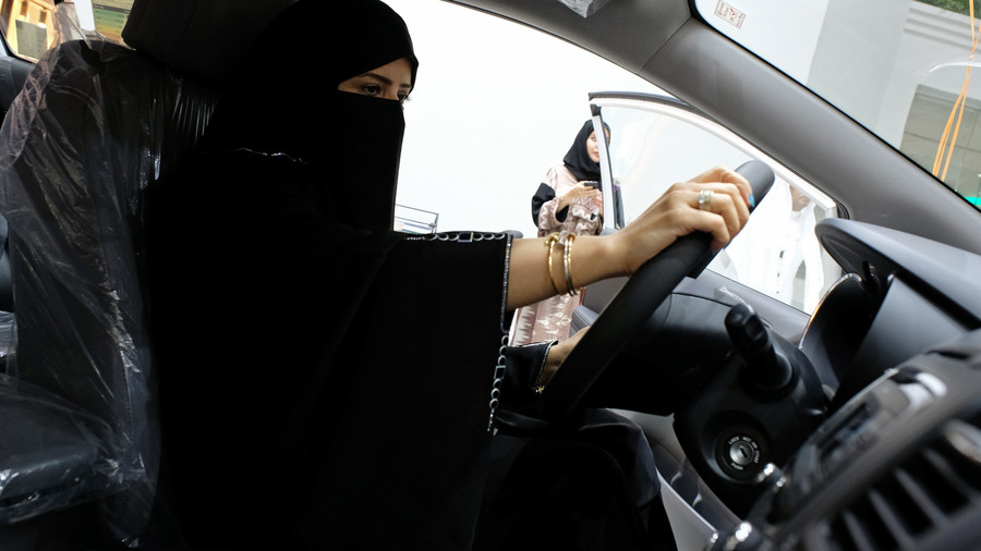 'My driver sisters': Saudi Arabia reportedly starts changing traffic signs for women