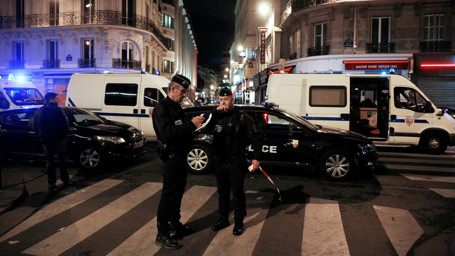 Russian embassy in Paris requests info from France on knife attacker's nationality