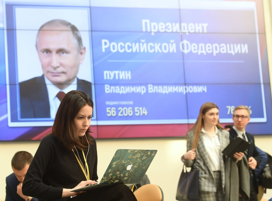 West tried to prevent Putin's re-election as president since 2011 – senators