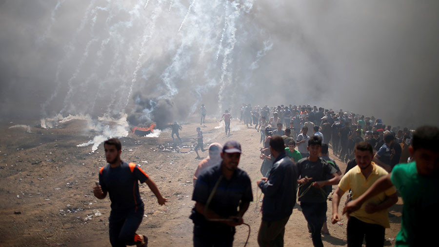 No end in sight: Palestinians keep protesting, Israeli forces continue to 'massacre' them