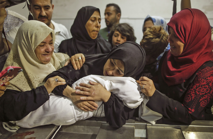 8-month-old Palestinian killed after inhaling Israeli tear gas – health ministry