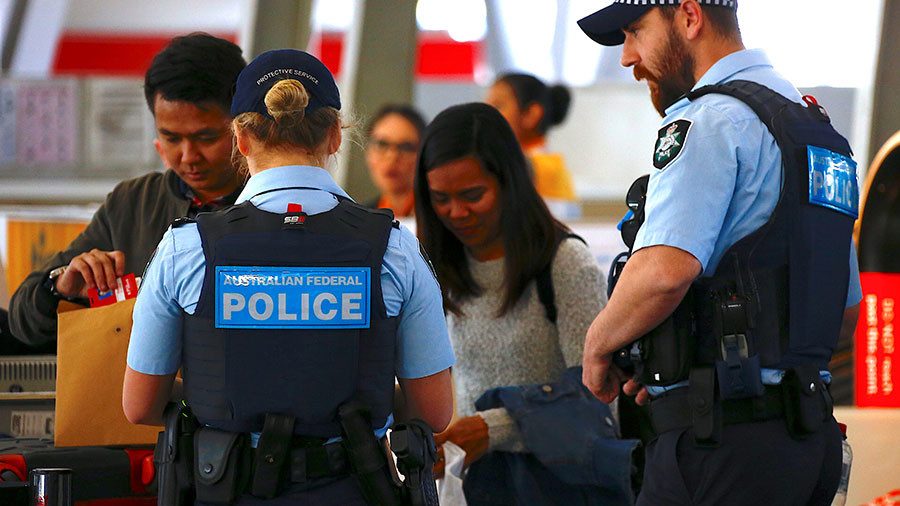 'Hallmark of police state': Australian PM slammed over move to have random ID checks at airports