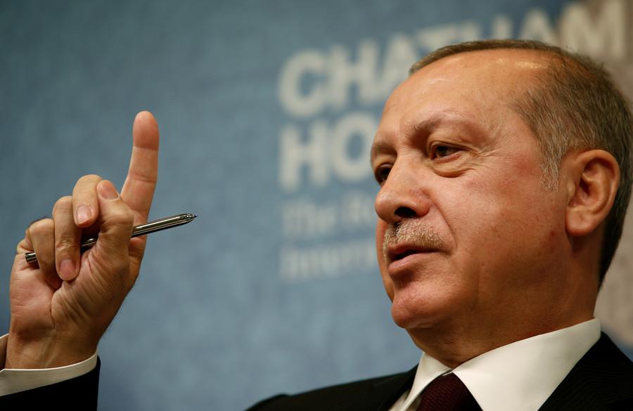 Turkey's Erdogan slams Netanyahu, calls Israel an 'apartheid state'