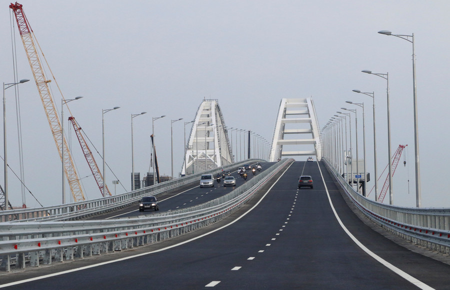 Crimean Bridge news