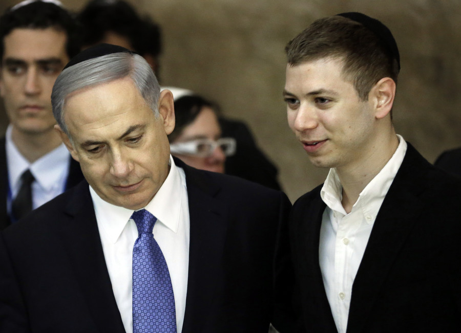 'F*ck Turkey': Netanyahu's son posts controversial Instagram image