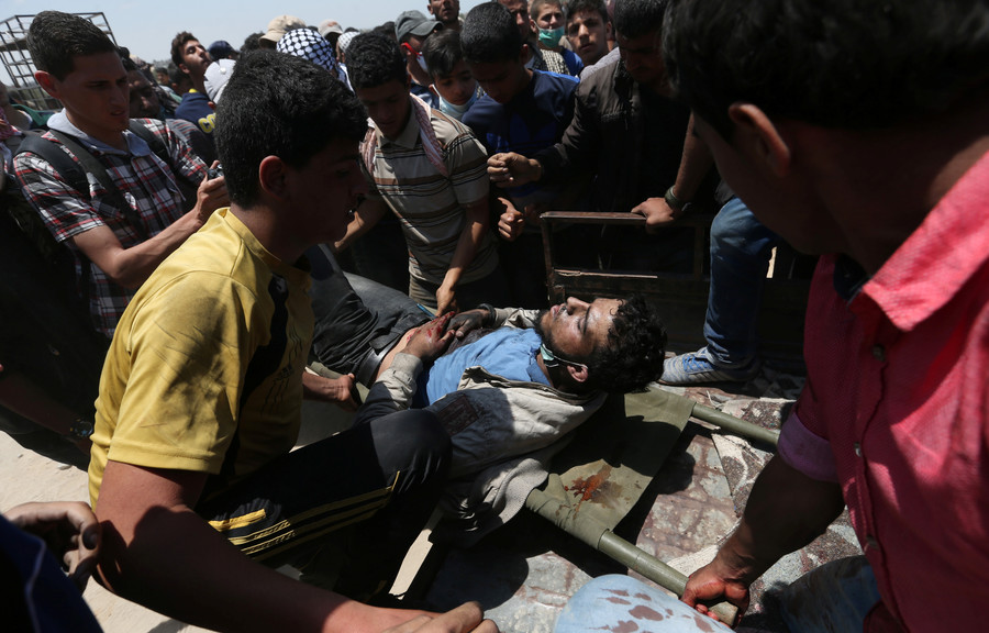 Israel blocks Turkey from transporting wounded Palestinians from Gaza