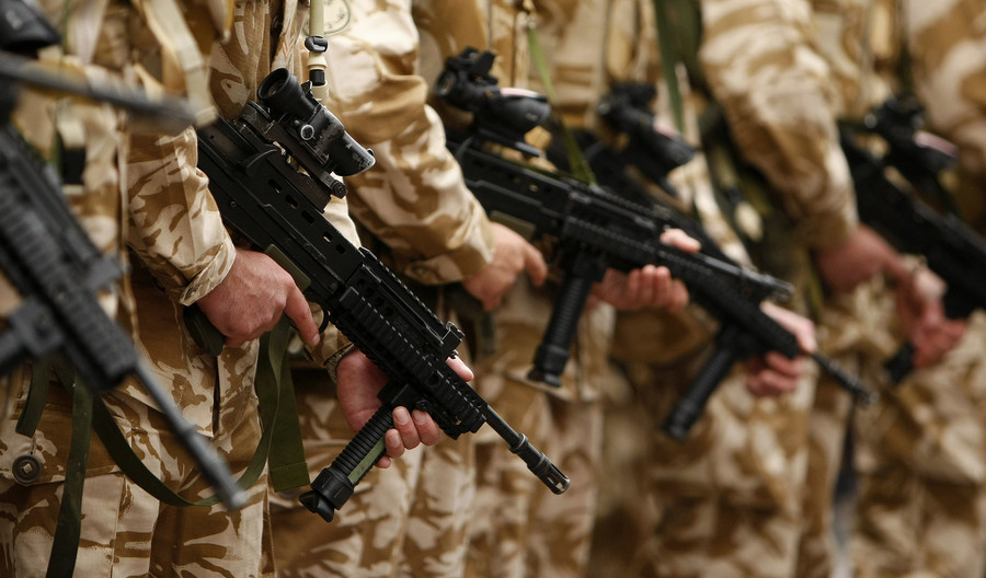 UK to follow Trump and send more British troops to Afghanistan as Taliban attacks increase