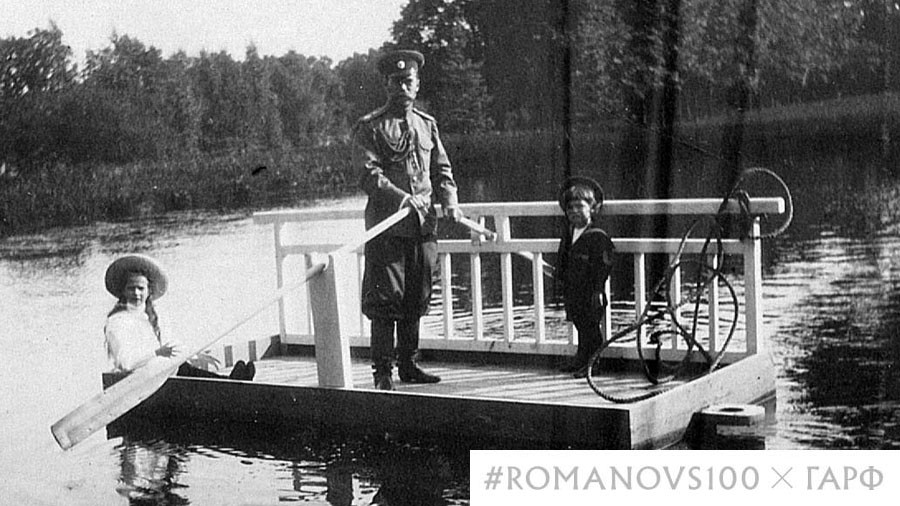 #Romanovs100 marks 150 years since Nicholas II's birth with rare images (PHOTOS)