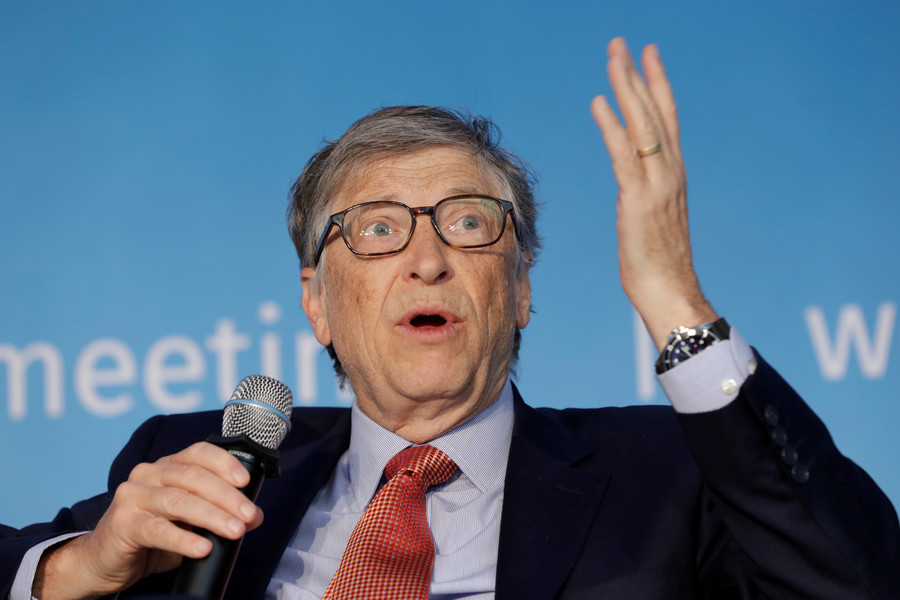Trump can't tell HIV from HPV but knows 'scary' amount about my daughter – Bill Gates