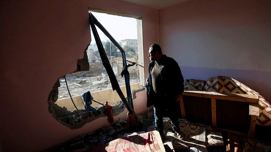 'Caged in toxic slum': UN rights chief slams Israel over deadly Gaza protests