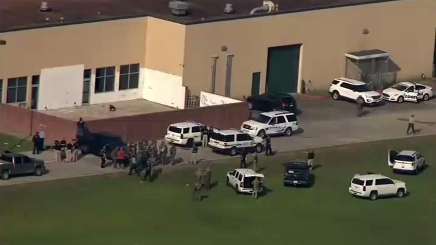 Texas school shooting news
