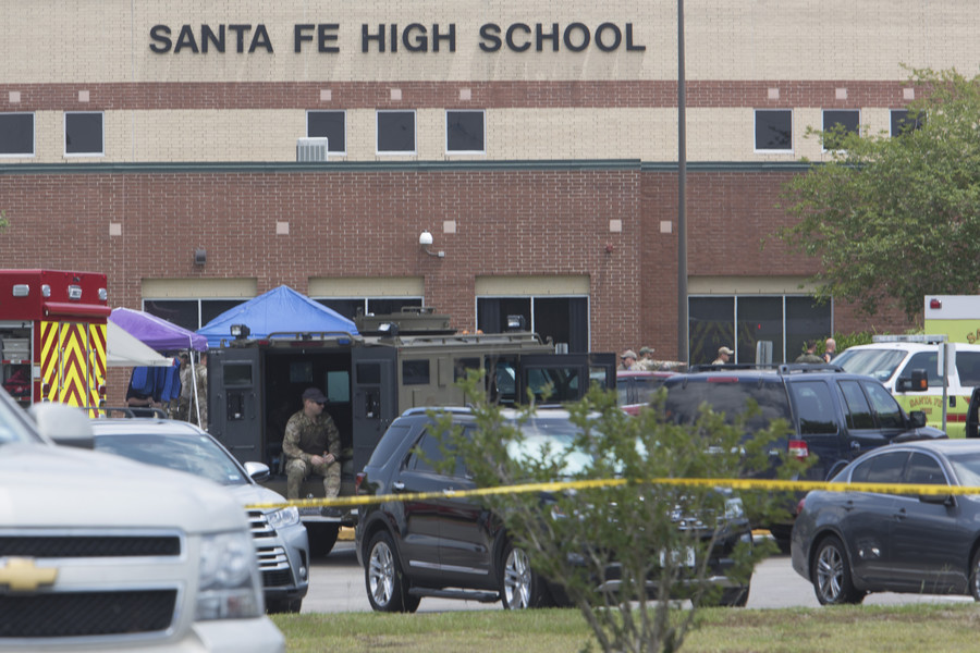 'Door control is the real issue': Twitter reacts to Texas high school massacre