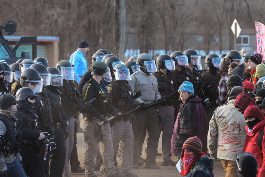 DAPL-style protesters could face jail under new 'critical infrastructure' protection laws