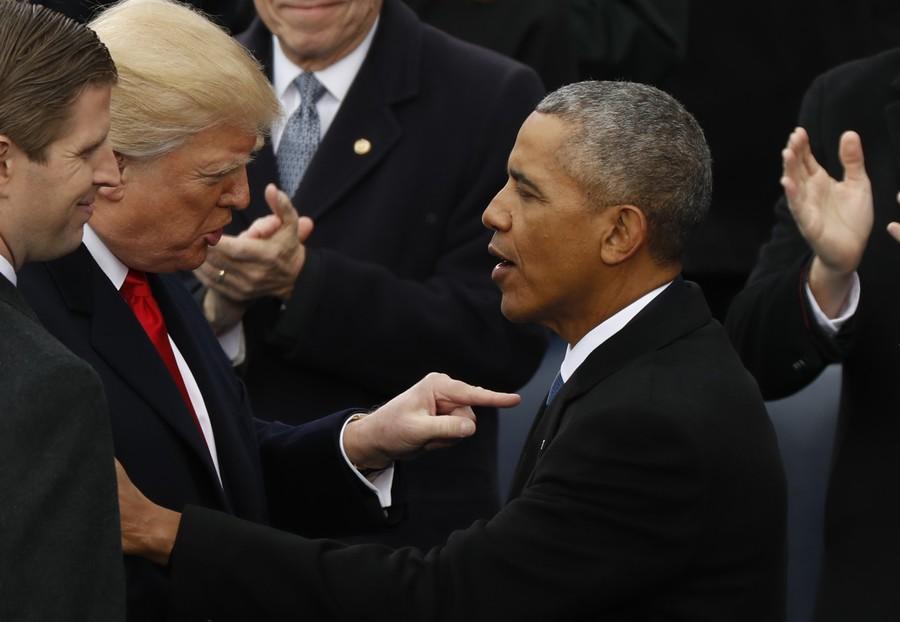 Trump demands official DOJ probe into FBI 'infiltration' of campaign team