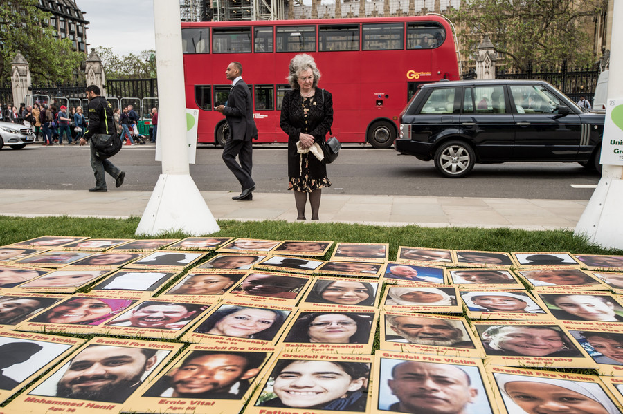 The start of justice? Grenfell's bereaved speak at emotional start to inquiry into deadly fire