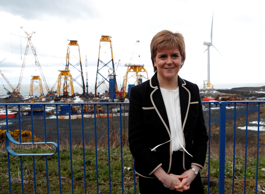 Nicola Sturgeon news