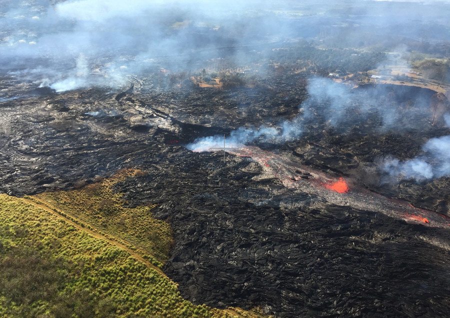 Hawaii Kilauea volcano news
