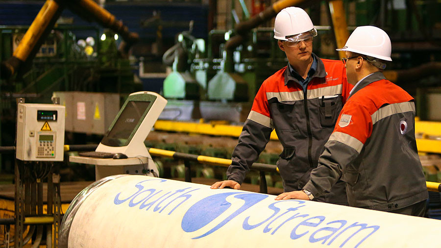US threatens sanctions against Nord Stream 2 contractors as construction goes at full drive