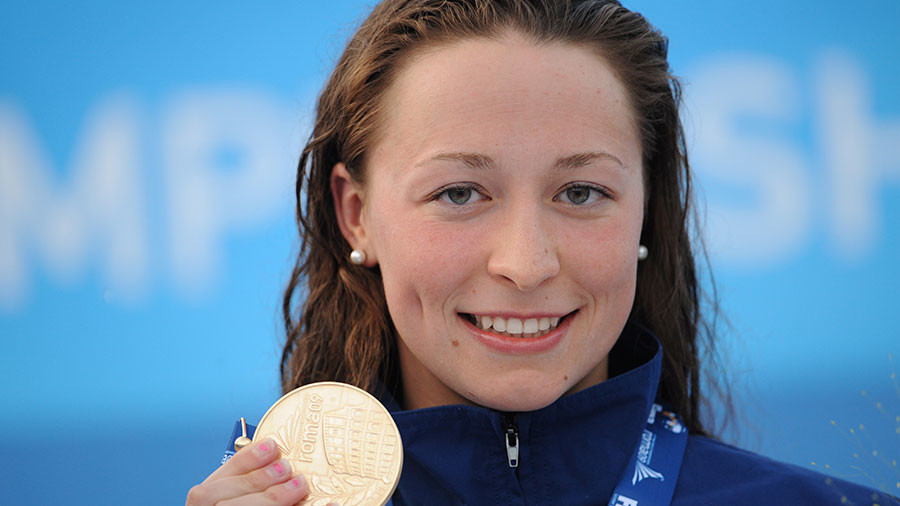 Olympic swimmer files sexual abuse lawsuit, claims USA Swimming ignored matter