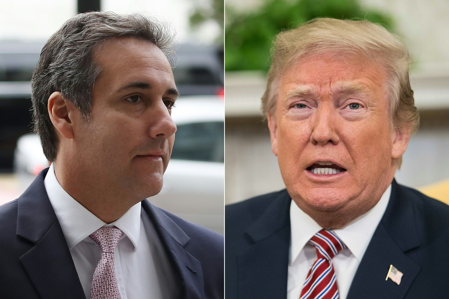 The Onion resurrects old Cohen e-mail complaining about 'Donald Trump' op-ed