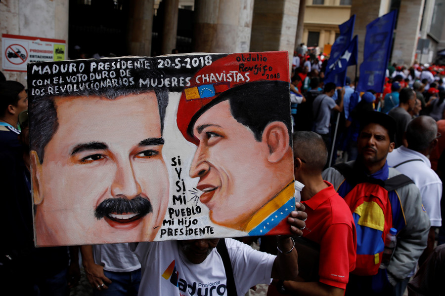Venezuela expels top US diplomat for 'conspiring' against government