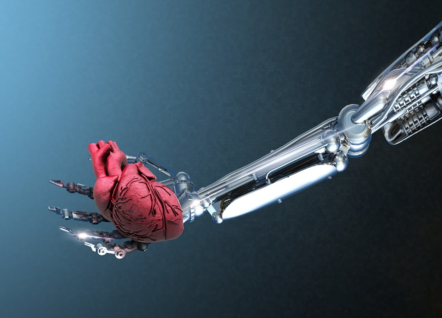 Robots growing human organs hold promise for life-saving research