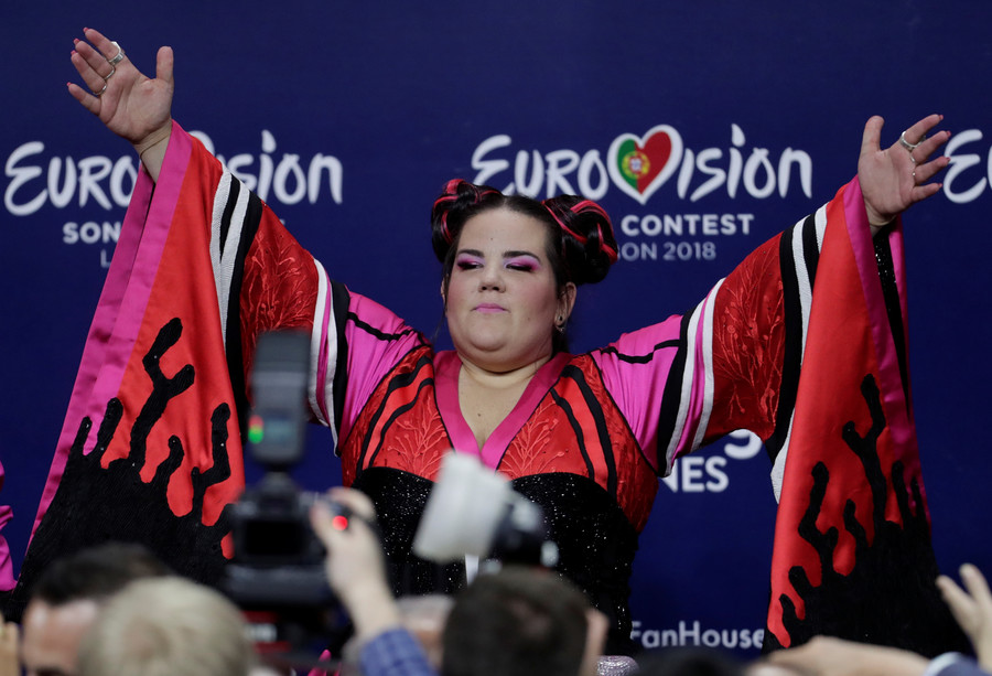 Israeli ambassador says Dutch parody of Eurovision song is anti-Semitic