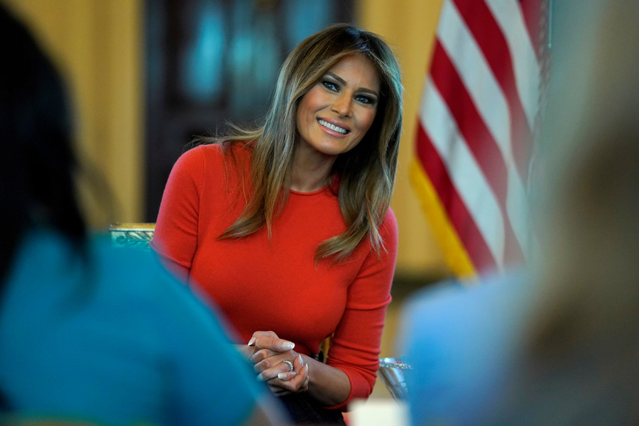 Melania Trump news