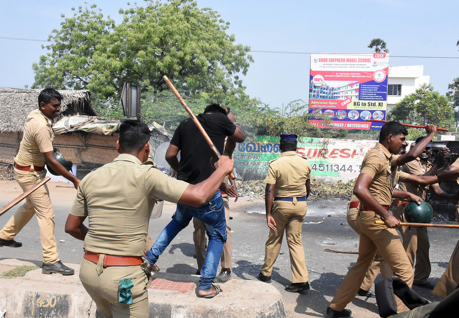 Deadly protests in India spark suspension of copper smelting plant's expansion