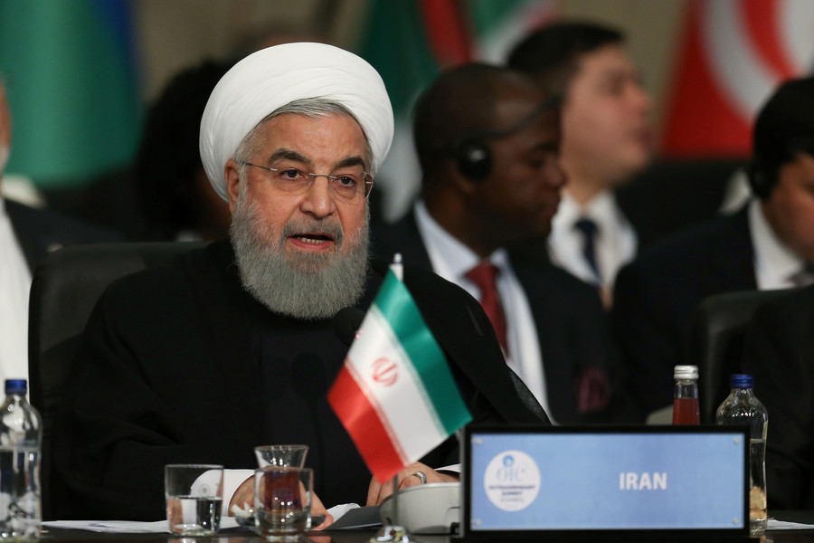 Hassan Rouhani news