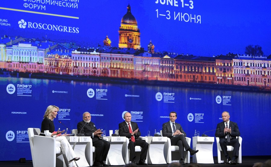SPIEF news