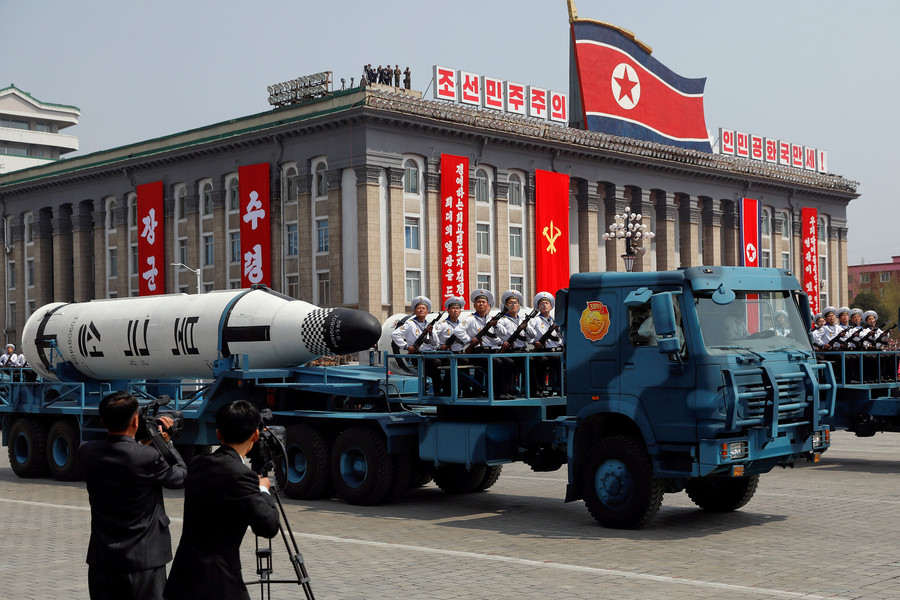North Korea nukes news