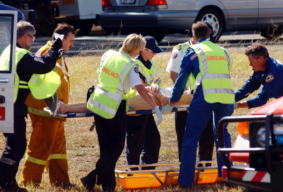 Aussie ambulance service lists no-go addresses where paramedics may need police escort