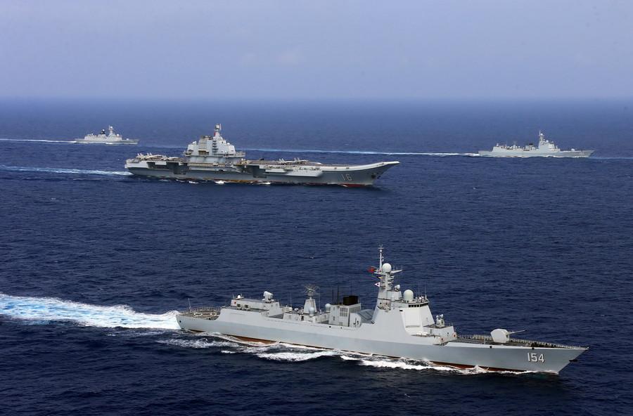 US 'disinvites' China from Pacific Rim 2018 naval exercises over 'militarization'